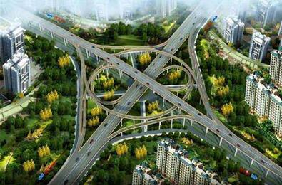 郑州市农业路快速通道工程